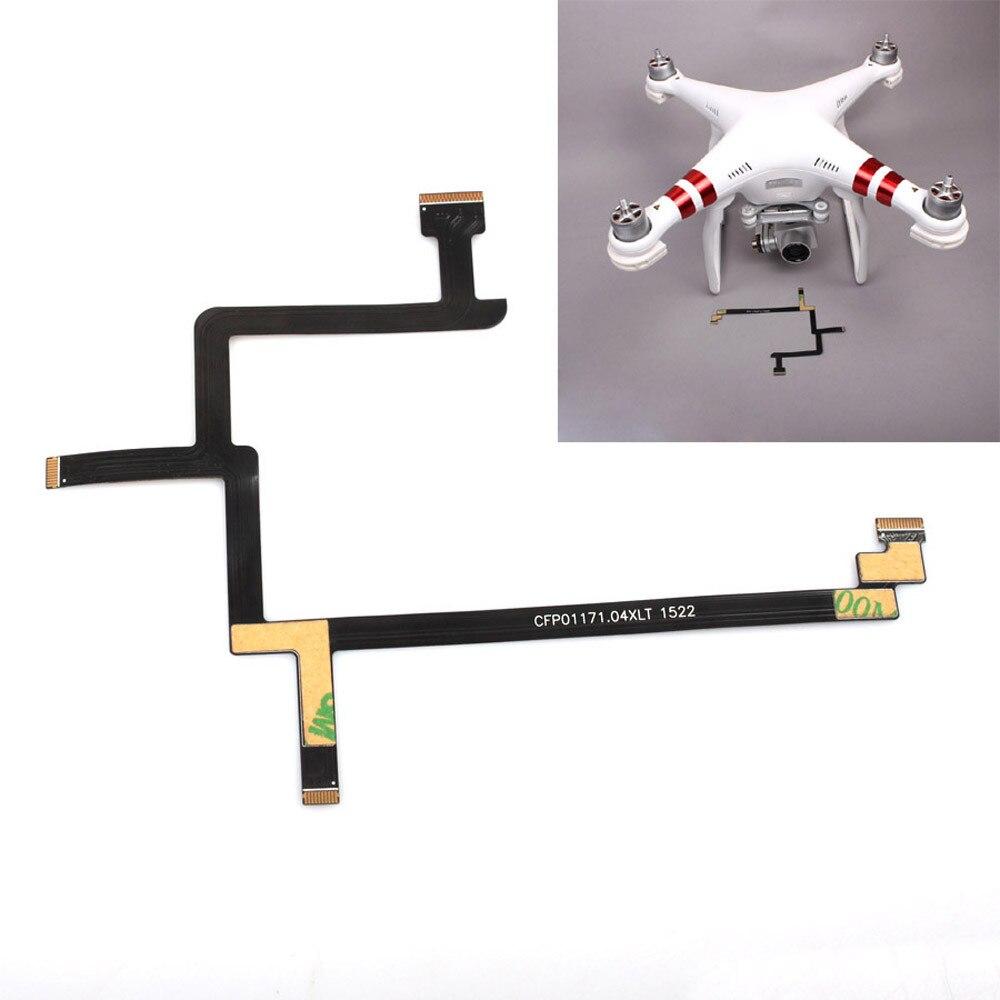 Запасные части гибкого ленточного кабеля для DJI Phantom 3 Standard Vision Plus Gimbal для камеры 0A Прямая поставка