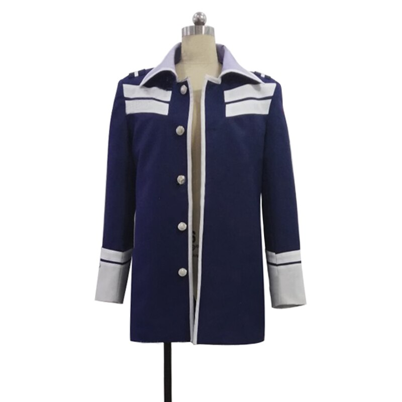 Phoenix Wright Ace abogado Dual destinos Apollo justicia vendada abrigo Cosplay traje