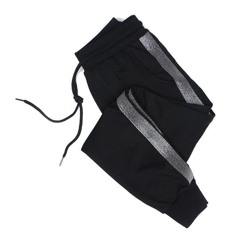 Pantalones de talla Extra grande para mujer, pantalones holgados Harlan de primavera y otoño de mm de grasa, pantalones informales, pantalones de talla grande para mujer, pantalones con guardia