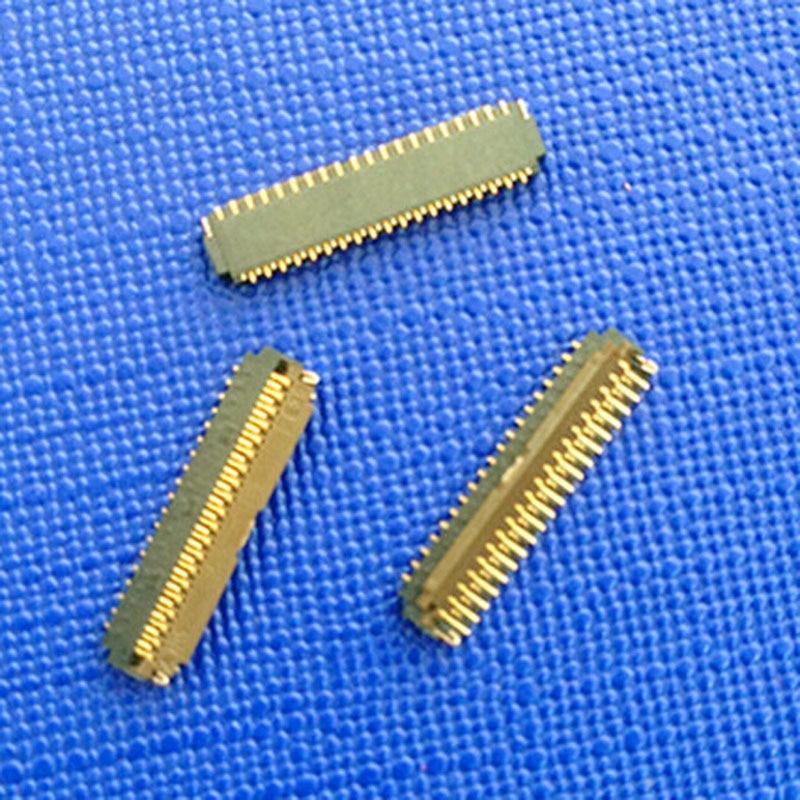 Conector de Cable de pantalla LCD de teléfono móvil de doble fila de 31 clavijas 0,3 paso de Cruz pin FH26-31S-0.3SHW