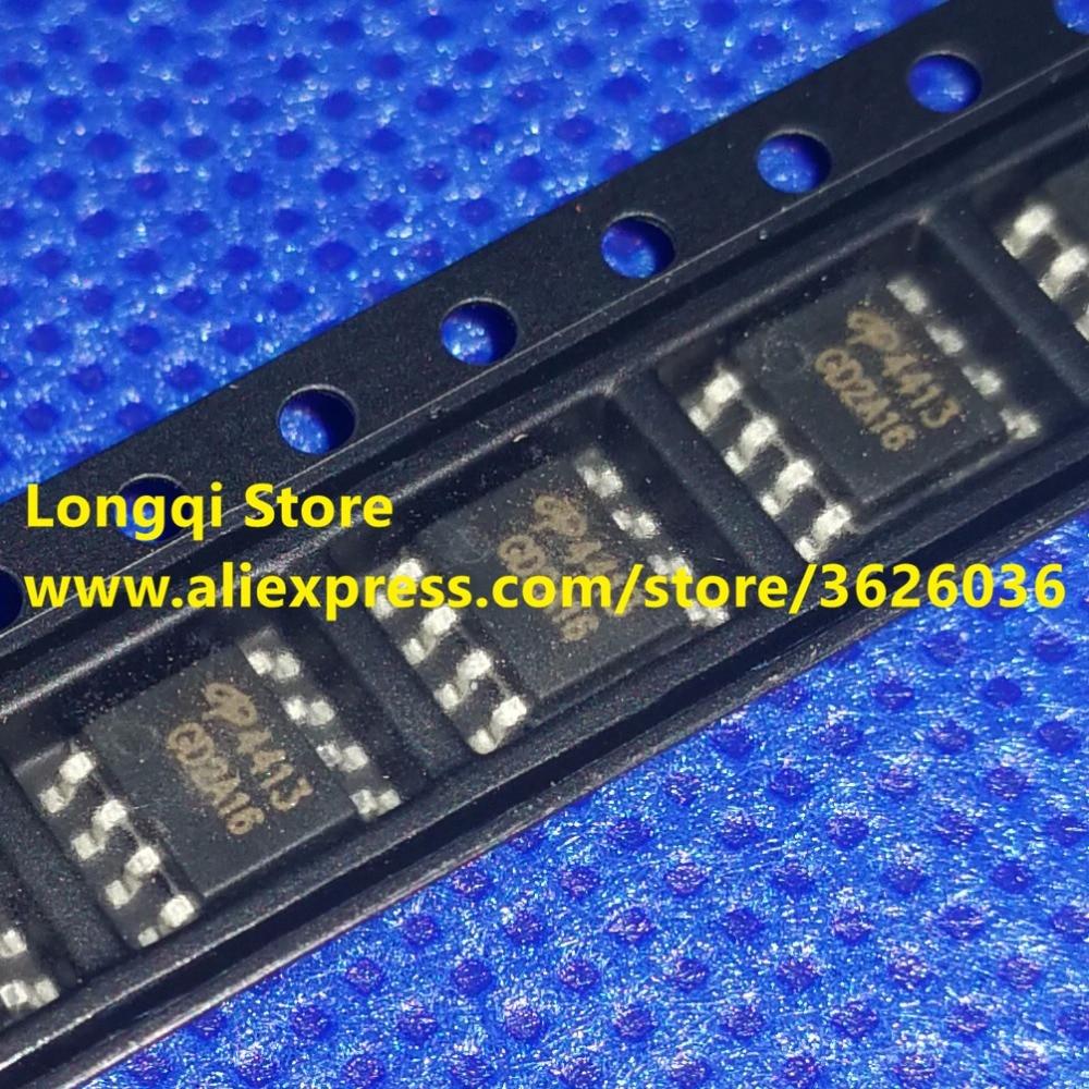 10 piezas AO4413 4413 SOIC-8 SOP-8 P-Canal mejorar modo campo efecto Transistor PNP 15A 30 V