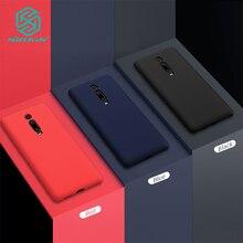 Nillkin caso del TPU para el caso de Xiaomi mi 9T rojo y mi K20/K20 Pro de silicona protectora suave de la contraportada fundas a color