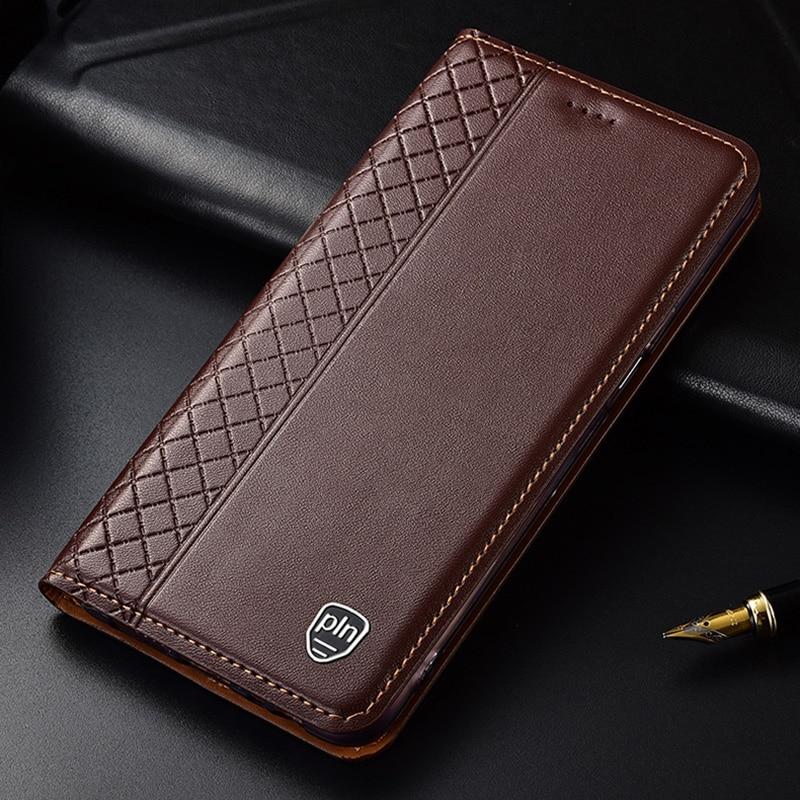 for Xiaomi mi 9t Case,Flip Genuine Leather Soft Silicon Back Cover for Xiaomi mi 9t Pro Coque