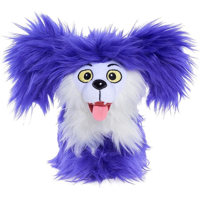 Vampirina Cute Kawaii Plush Doll 25cm IN stock Junior Wolfie Purple Dog Gregoria Gargoyle Demi Ghost Bat Girl Plush Dolls