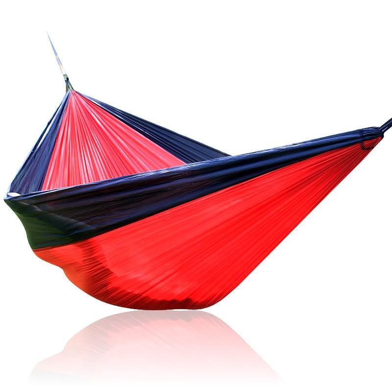 salincak big-size hammock hamaca red