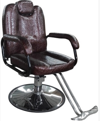 Горячая волос салон-парикмахерская стул. Парикмахерский стул. Положите лежа бритвенный стул может поднять вращение.