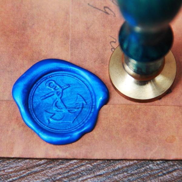 vintage creative  Nautical Anchor wax seal stamp single wax stamp set/diy wax seal WS091