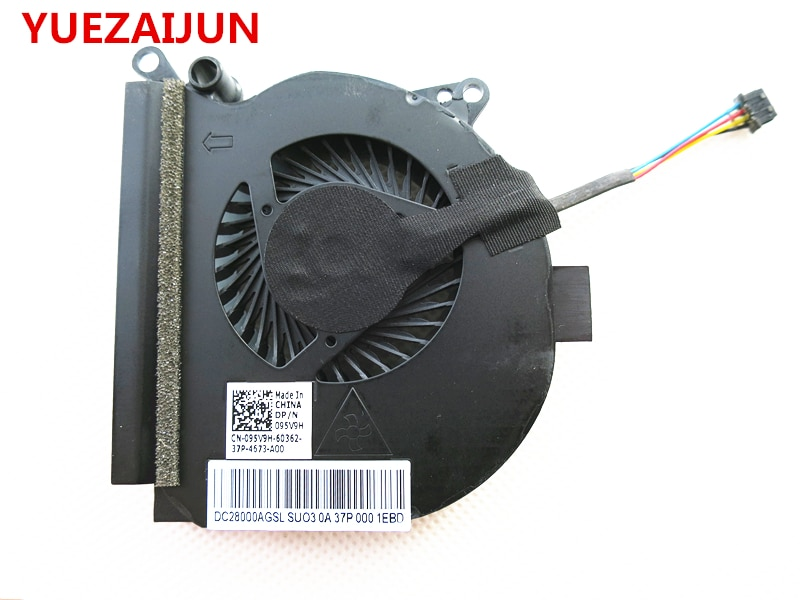 Nuevo para Dell Latitude E6230 Laptop cpu ventilador de refrigeración 095V9H 95V9H DC28000AGDL
