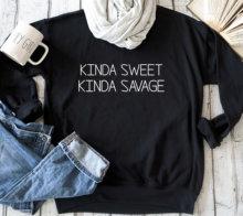 Sweat-shirt mignon pour femmes cadeau meilleur ami drôle graphique slogan chaud grunge tumblr pulls haut