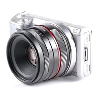 35mm f 1 6 manual Fixed Focus Lens APS-C F1 6 DSLR camera lens for Sony E Mount for Canon NIKON Sony PENTAX lumix Samsung