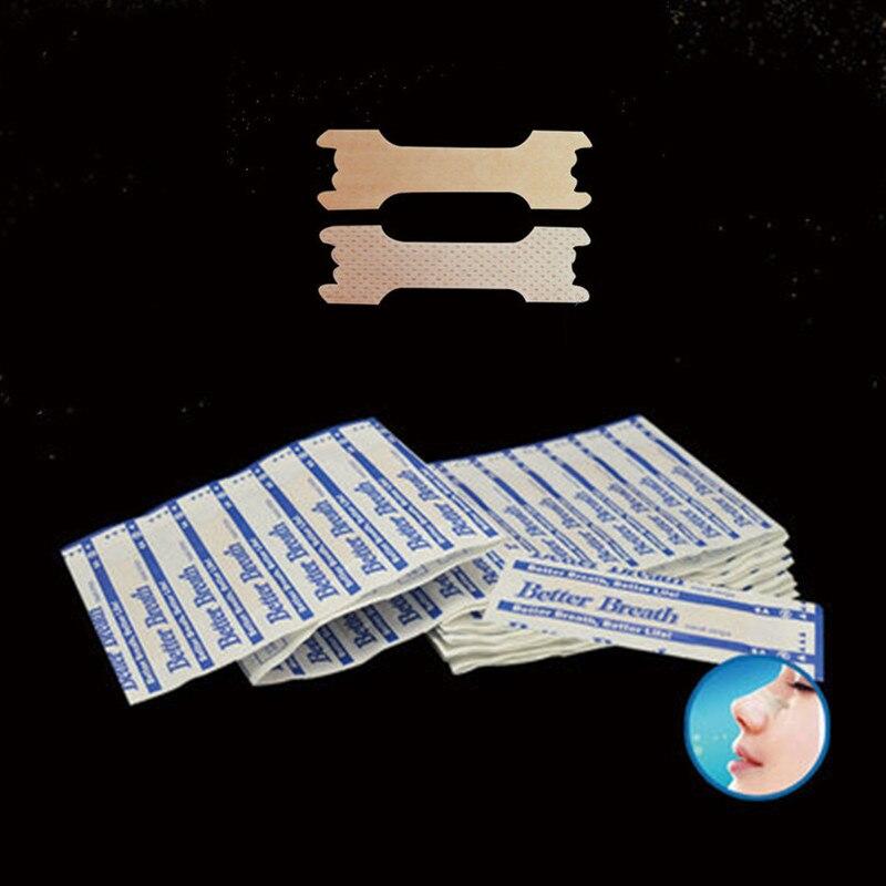Heißer 10/20 Pcs Atmen Rechts Besser Nasale streifen Rechts Weg Zu Stoppen Schnarchen Anti Schnarchen Streifen Einfacher Besser Atmen Gesundheit pflege