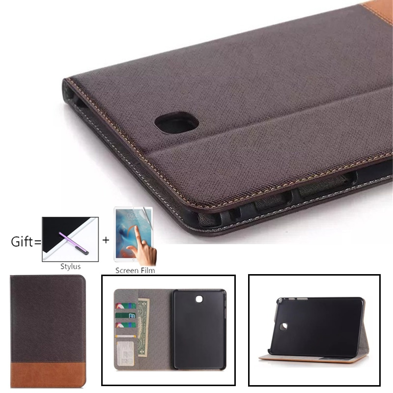 T550 T555 Роскошный чехол для Samsung Galaxy Tab A 9,7 SM-T550 SM-T555 P555 9,7 ''смарт-Стенд Pu кожаный чехол для планшета