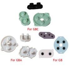 Rubber Geleidende Knoppen A-B D-Pad Voor Gbc Voor Gb Voor Gba Siliconen Start Selecteer Toetsenbord