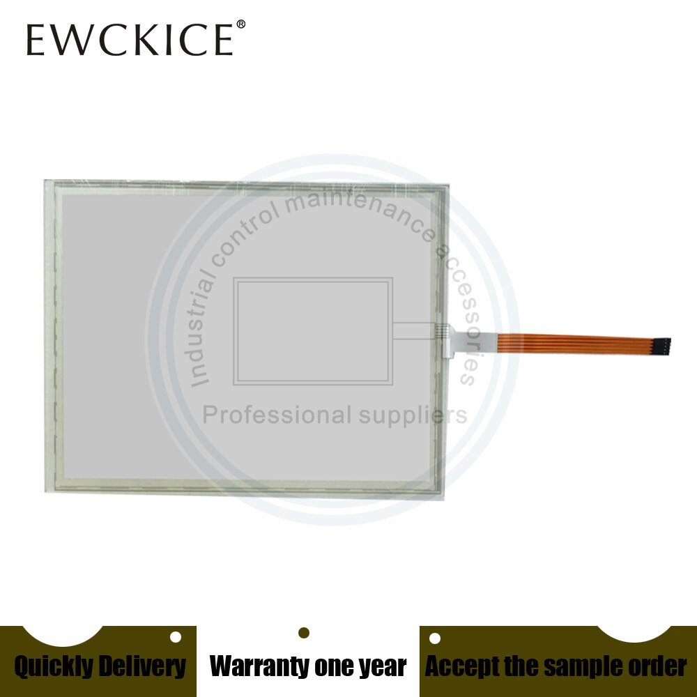 NEW 6AV6644-0AC01-2AX1 MP377-19 6AV6 644-0AC01-2AX1 HMI PLC Touch screen AND Front label Touch panel AND Frontlabel