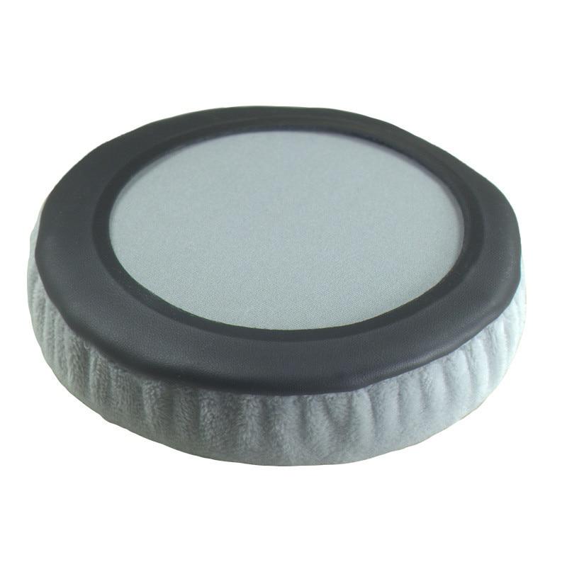 General Grey Velvet Foam Ear Pads Cushions 60 65 70 75 80 85 90 95 100 105 110 115 120MM for SONY for Sennheiser Headphones enlarge