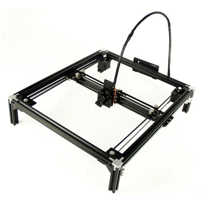 X Y traceur bricolage laser machine de gravure dessin stylo machine de dessin A4 A3 zone de gravure cadre