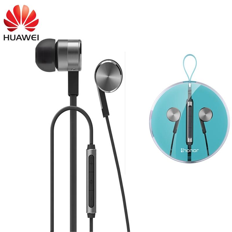 Наушники Huawei Honor Engine 2 AM13, стереонаушники Piston с микрофоном для Honor Plus 3X 3C P7 Mate 8 P9 Xiaomi Meizu