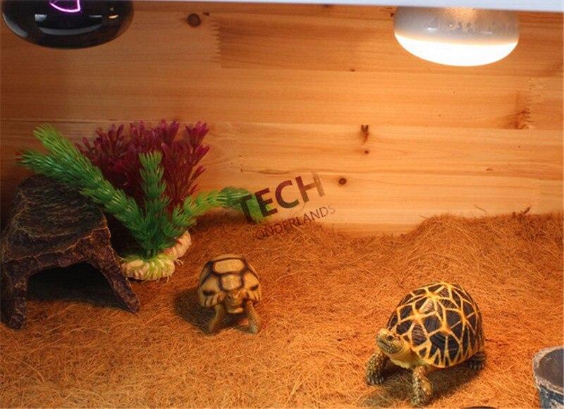60*40 см для рептилий, ящериц, черепаха, Коричневый Ковер, кокосовое волокно, мягкая подложка