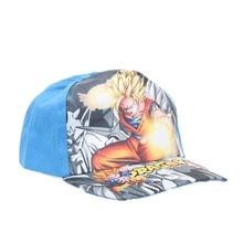 Fashion Men Boy Baseball Cap Son Goku Vegetto Adjustable Hip-Hop Dragon Ball Snapback Hat Z Super Saiyan For Kids