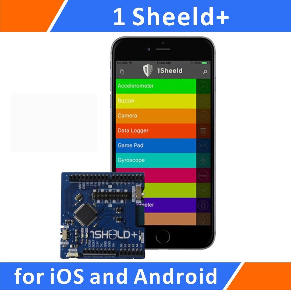 1Sheeld + щит для Arduino совместим с iOS и Android