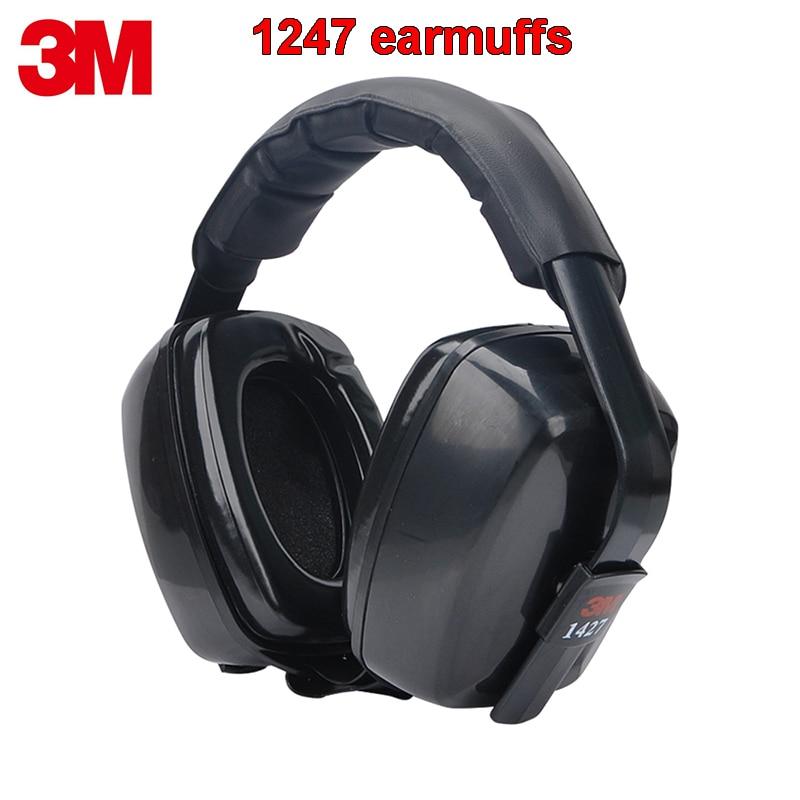 3 m 1427 רעש הוכחה מחממי אוזני רב זווית לובש שיטת NRR27db רעש הגנת מחממי אוזני מקצועי עיצוב אוזן מגן