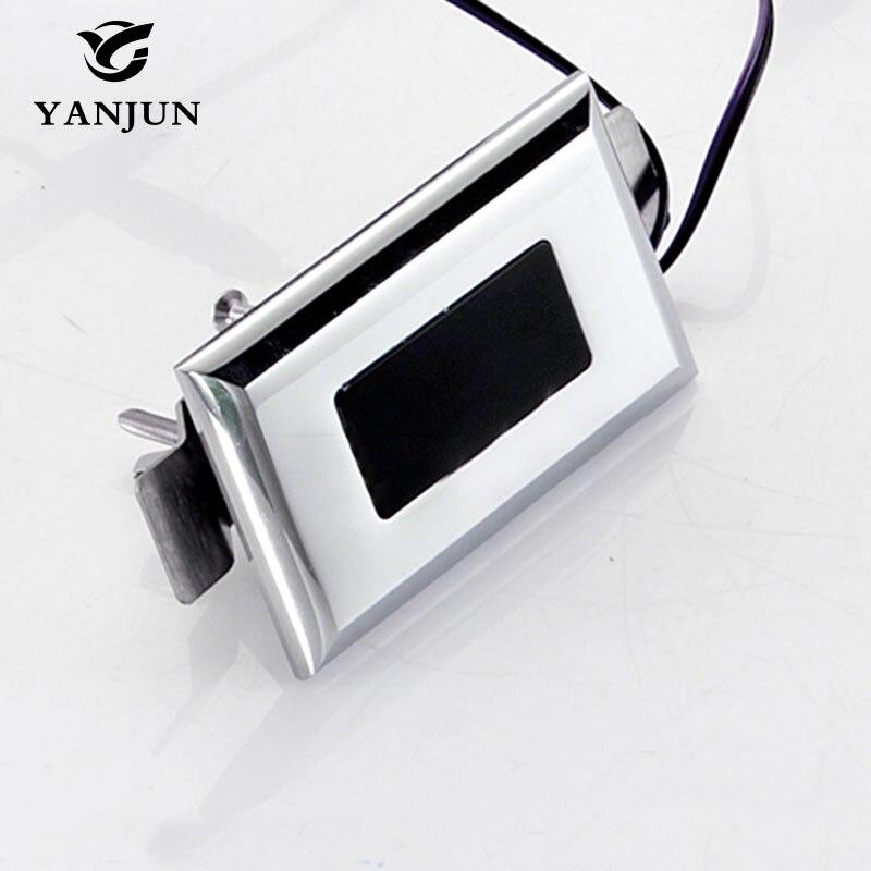 Sensor de cerámica de la válvula de descarga automática del urinario de YJ-6327