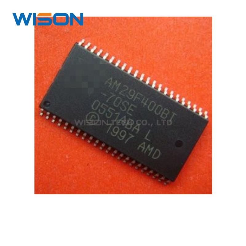 10PCS/LOT AM29F400BT-70SE AM29F400BT AM29F400 29F400 SOP44 New original