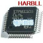 STM8S105C4T6 LQFP-48 STM8S105 microcontrolador integrado