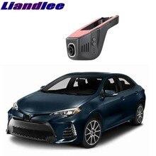 Liandlee for toyota corolla e120 e130 e140 e150 e160 2000 ~ 2018 자동차 도로 기록 wifi dvr 대시 카메라 운전 비디오 레코더