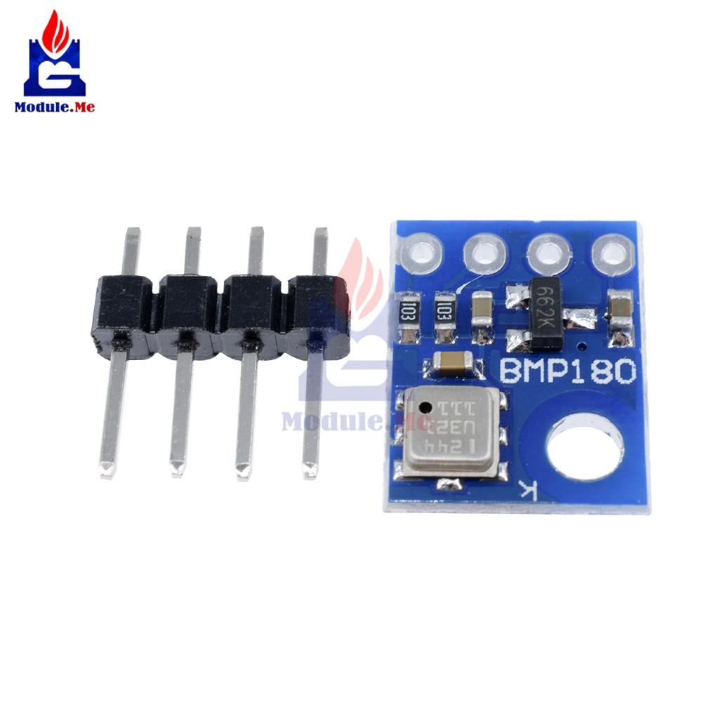 GY-68 bmp180 gy68 substituir bmp085 módulo de placa sensor de pressão barométrica digital para arduino i2c interface 1.8 v 3.6 v 3.5 mhz
