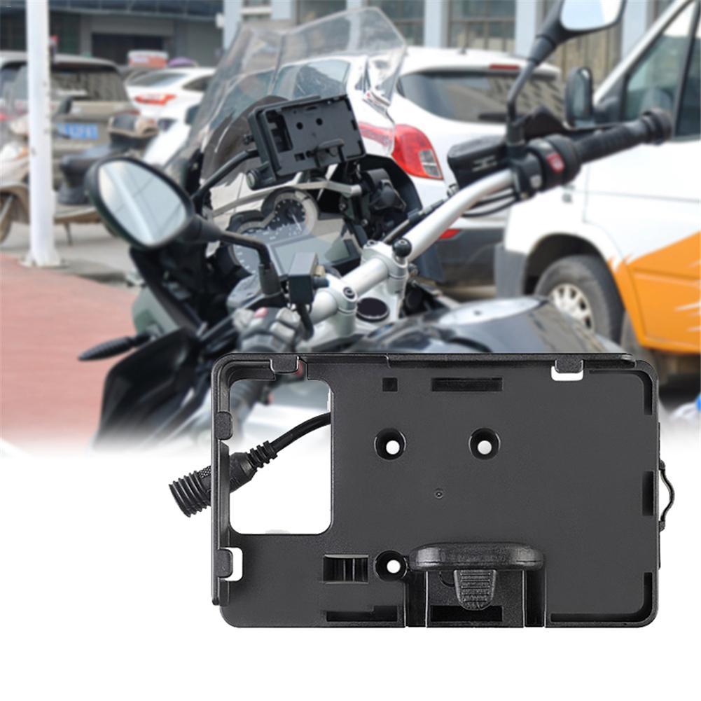 Soporte de teléfono móvil para BMW R1200GS soporte de navegación de teléfono móvil ADV F700GS F800GS para Honda África Twin CRF1000L