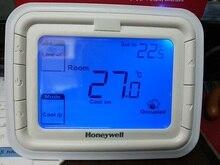 Interrupteur de panneau en cristal   Contrôleur/thermostat/climatiseur, interrupteur de régulateur/thermostat/climatiseur à cristaux liquides