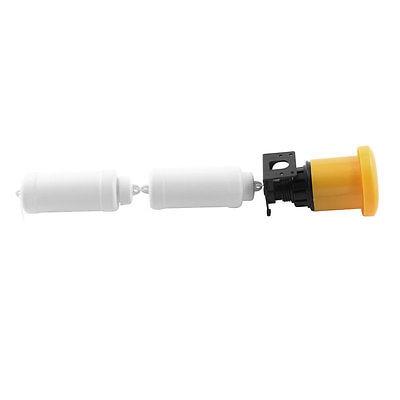 Ac 110-240 فولت 15a البلاستيك مستنقع تحكم العمودي تعويم التبديل مستوى السائل