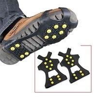 Нескользящие шипы для обуви для скалолазания по снегу