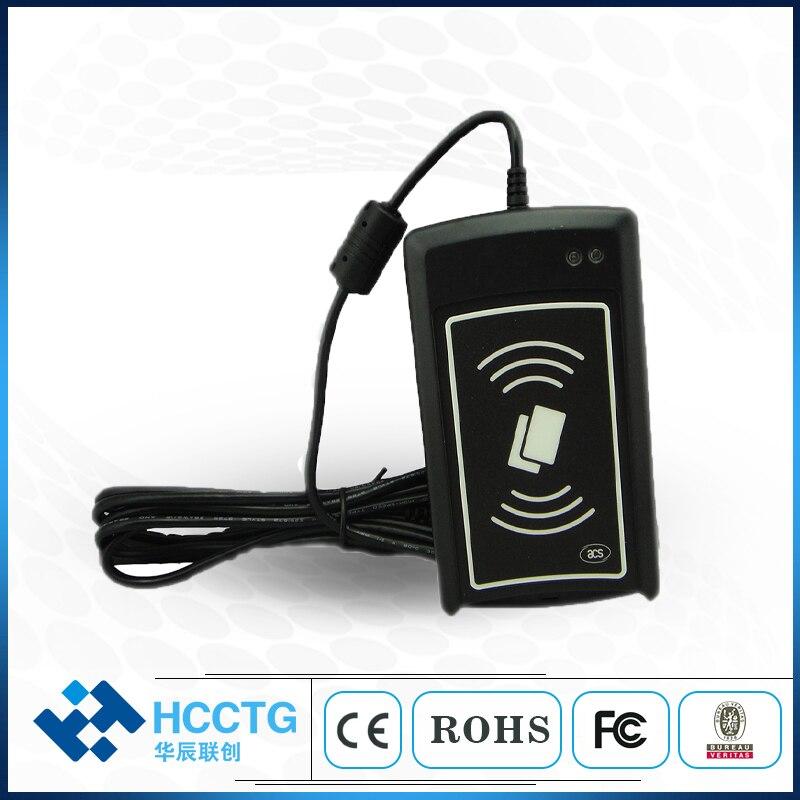 ACR1281U-C8 الذكية تماس قارئ بطاقات/الكاتب USB القراءة آلة + IC بطاقة قراءة