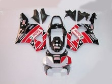 Motocicleta kit de carenado para HONDA CBR900RR 954 02 03 CBR 900RR 2002 2003 CBR 900 ABS Rojo Negro carenados conjunto -Nn
