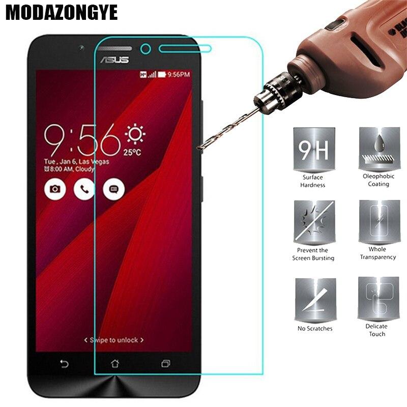 Screen Protector Asus Zenfone Go ZC500TG Tempered Glass Asus Zenfone Go ZC500TG ZC ZC500 500 500TG TG Protective Film Asus Z00VD