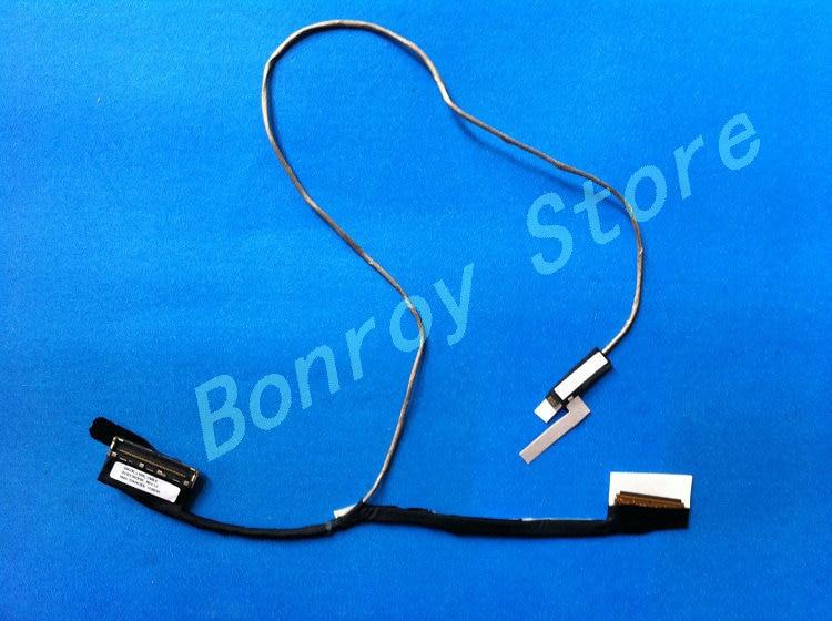 Nuevo Lcd de ordenador portátil Cable para HP ENVY4 ENVY4-1001 P/n: DC02C003F00