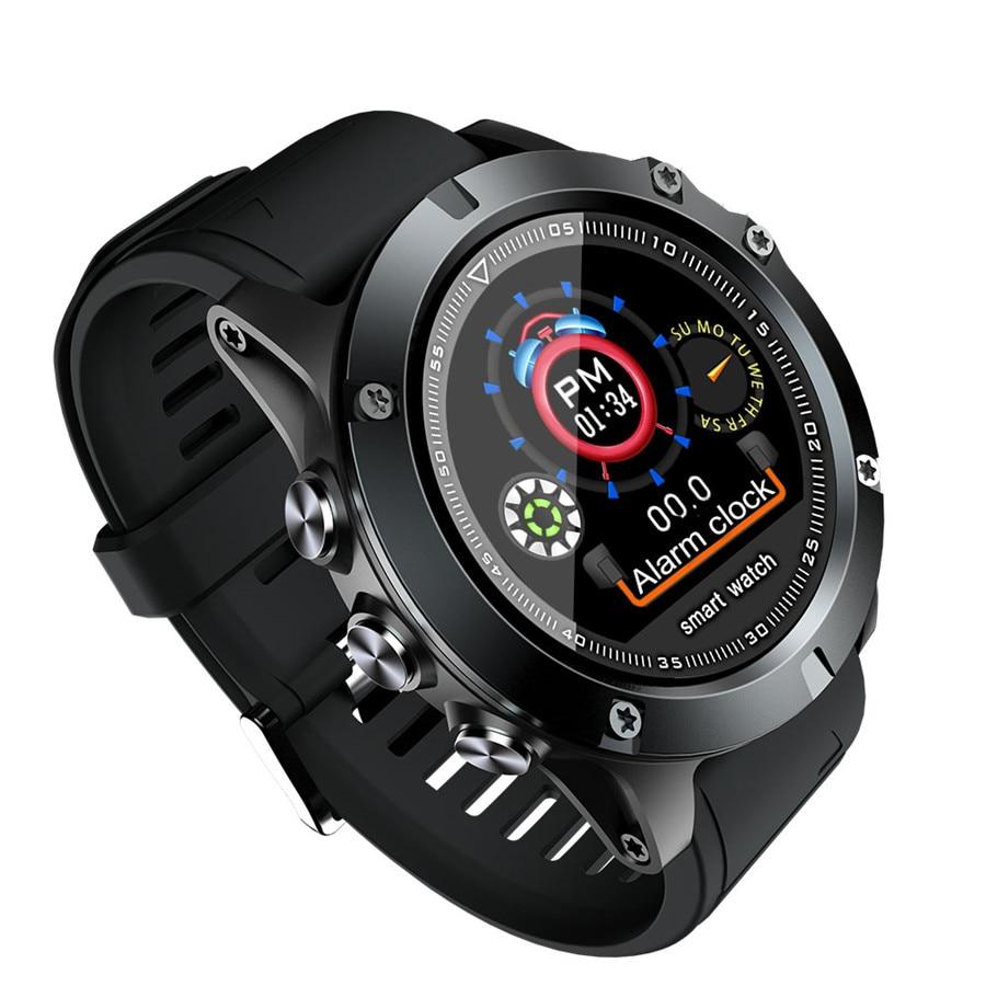 Ravi L11 reloj inteligente para hombres, Monitor de pulso, presión arterial, Monitor deportivo, cronómetro, Smartwatch IP68, conectar Iphone Android IOS
