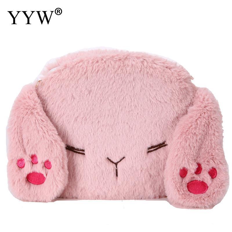 2018 Girl Cute Crossbody Bag Fashion Soft Shell Mini Shoulder Bag Women Small Travel Messenger Party Bag Ladies Casual Pink