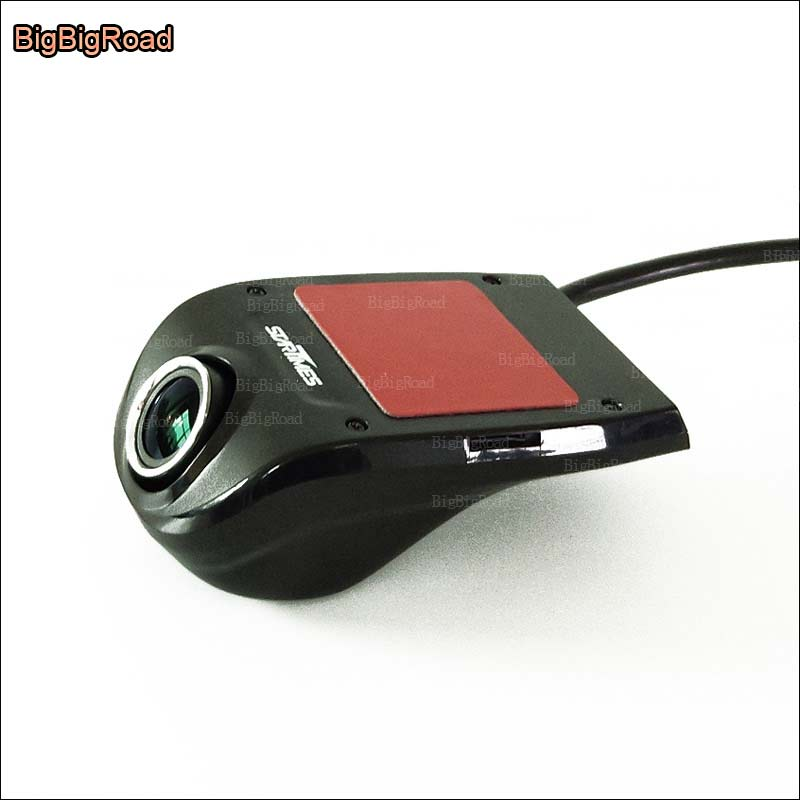 BigBigRoad For GMC yukon sierra savana terrain acadia canyon Car wifi mini DVR Driving Video Recorder Dash Cam