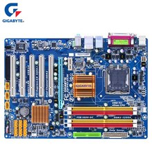 Gigabyte GA-P43-ES3G 100% Original Motherboard LGA775 DDR2 USB2.0 16G P43 P43-ES3G Desktop Mainboard SATA2 Systemboard Verwendet