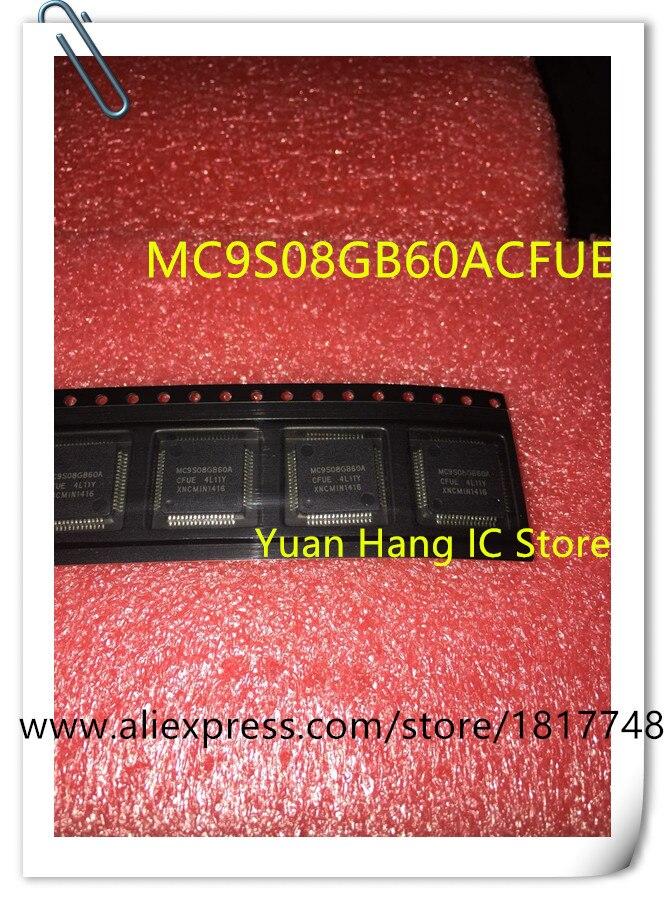 10 قطعة/الوحدة MC9S08GB60ACFUE MC9S08GB60A CFUE MC9S08GB60 TQFP-64 جديد