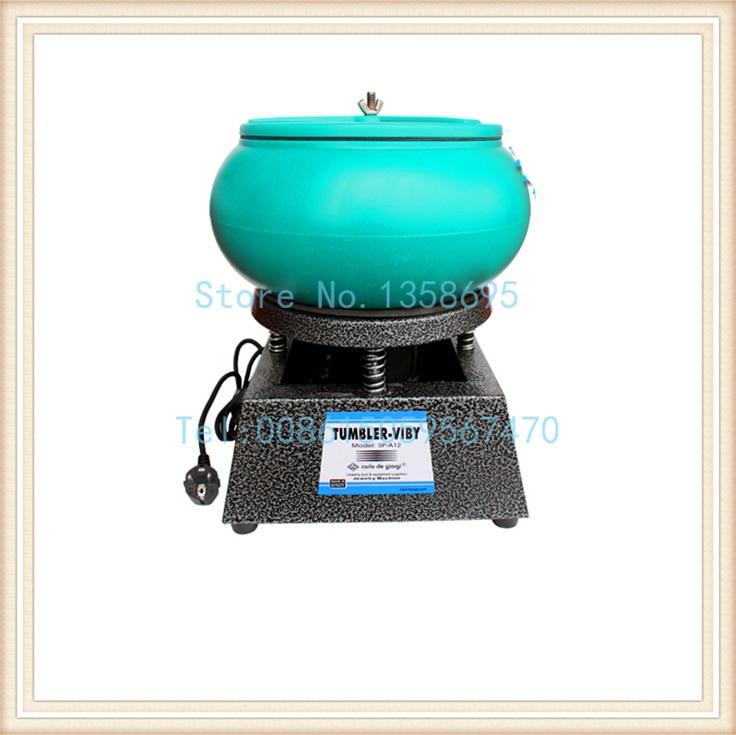 Jewelry Tumbler Polishing Machines Large Vibrating Rock Tumbler jewelry equipment