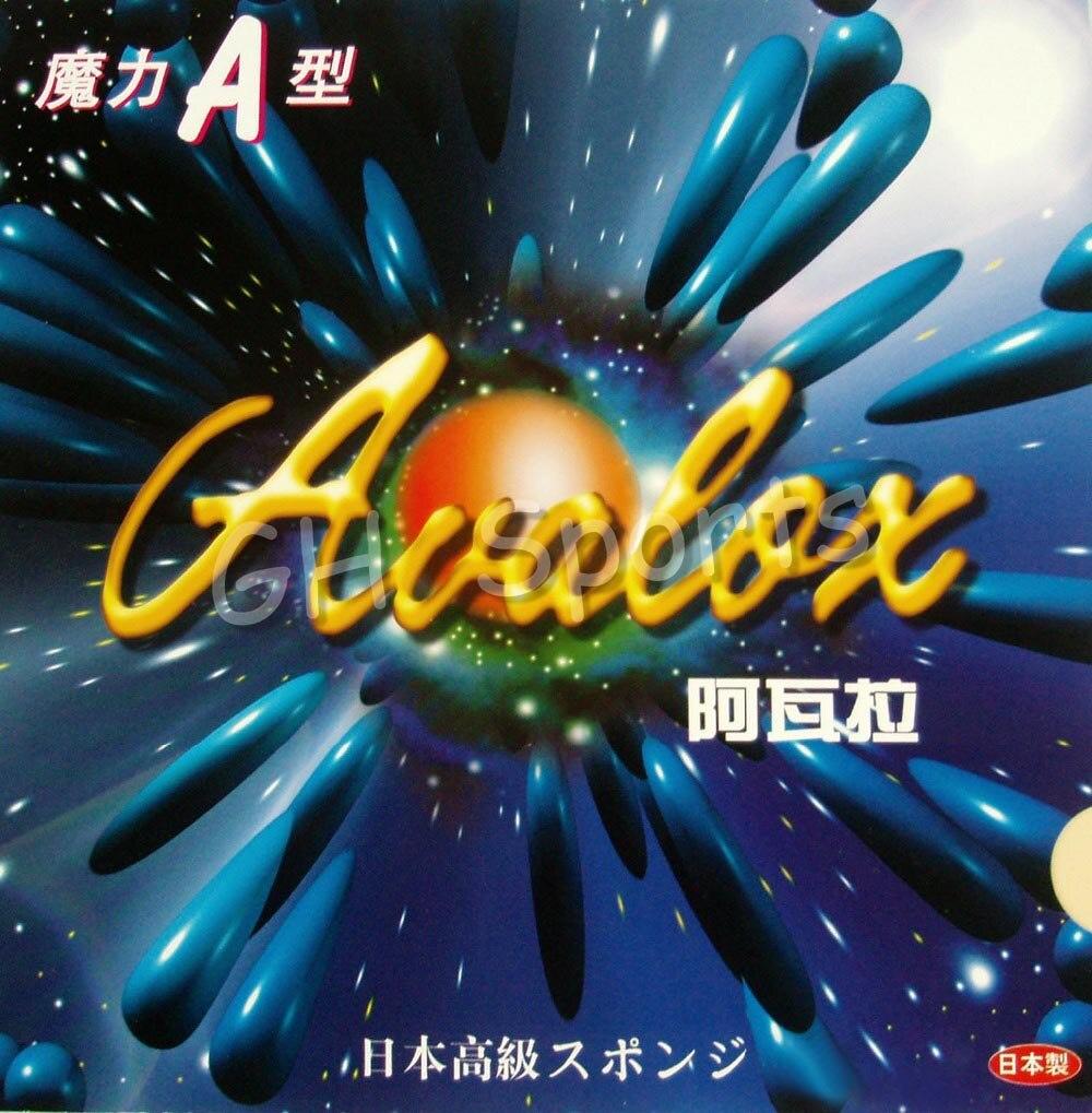 Avalox Magic A Magic B Magic C tenis de mesa (Ping Pong) esponja japonesa
