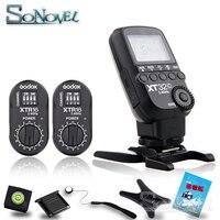 Godox XT32C 2.4G Wireless HSS Flash Trigger + 2X XTR-16 for X1C X1N XT-16 Transmitter Trigger & AD360/DE/QT/DP/QS/GS/GT Series