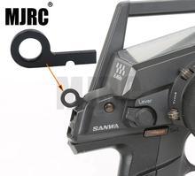 Алюминиевый трансмиттер Sanwa, металлический крюк для радиоуправляемой системы дистанционного управления, M12 / M12S / RS / MT4 / MT4S / MT-44