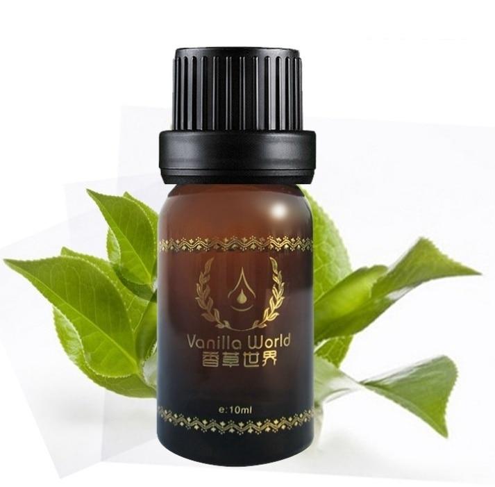 Эфирное масло чайного дерева Vanilla world 10 мл Reduzir a gordura без дезодорирующего средства против перспирантов Ароматерапия чайного дерева эфирное масло elfarma 10 мл