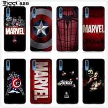 Los vengadores de Marvel héroes Comics funda de teléfono de TPU blanda para Huawei P10 P20 P30 Pro P9 P8 Lite 2017 Mate 10 20 Pro Honor 9 10 Lite funda