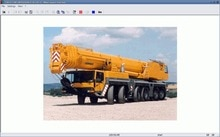 Liebherr Lidos LWE services web en ligne   Grues mobiles 2020